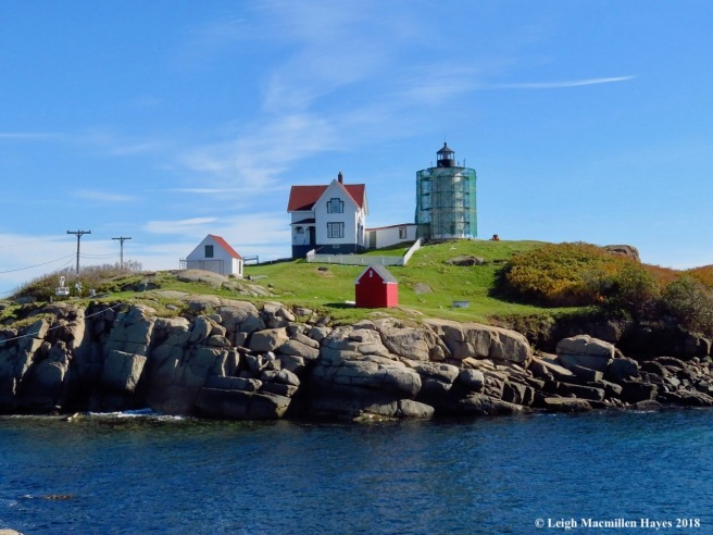 13-Nubble Light