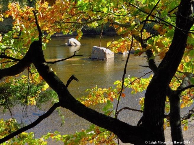 2-Saco River framed